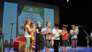 Relacja z Dnia Języków Dziecka 13 czerwca w Teatrze Syrena