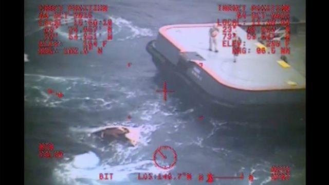 """Naciski na kapitana? Błąd polskiej ekipy? Pierwsze hipotezy w sprawie katastrofy """"El Faro"""""""