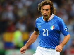 Andrea Pirlo (fot. Getty Images)