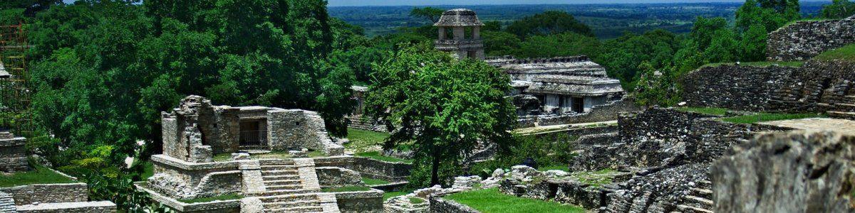 Zabytki Meksyku