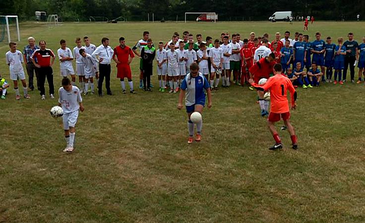 13 drużyn z Polski i Ukrainy wzięło udział w Turnieju Piłkarskim