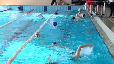 Pływacki turniej o Puchar Prezydenta Kielc