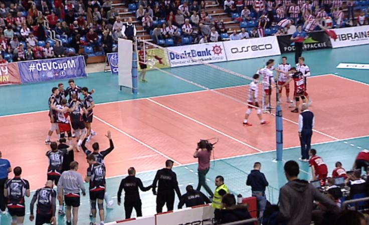 Asseco Resovia przegrała z Biełogorie Biełgorod