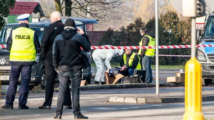 Sąd zdecydował o areszcie dla wspólników Łukasza W.  (fot. PAP/Maciej Kulczyński)
