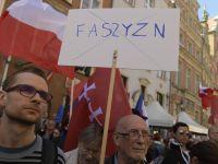 """""""J…ć Kaczyńskiego!"""". Manifestacja antyfaszystowska w Gdańsku"""