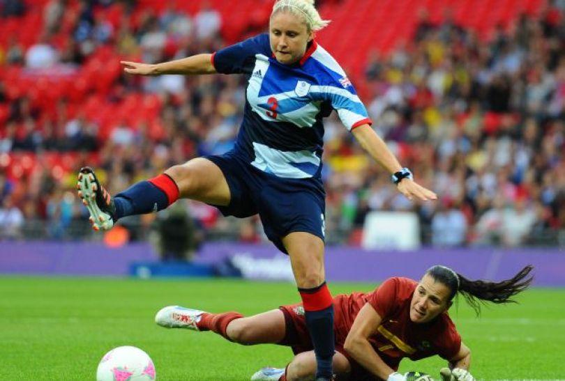 Brytyjki do ćwierćfinału awansowały z pierwszego miejsca w grupie E (fot. Getty Images)