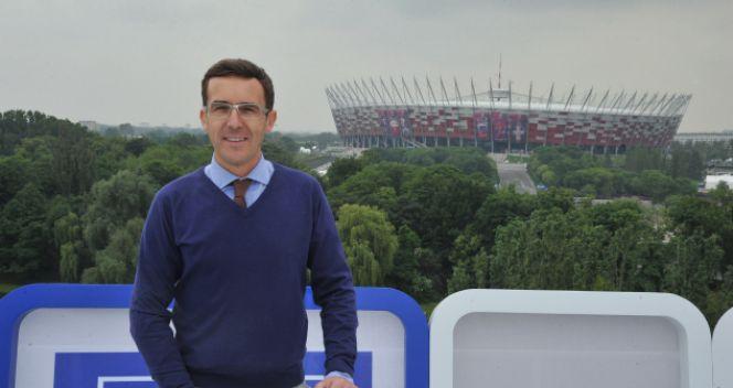 Gospodarzem studia będzie Maciej Kurzajewski (fot. TVP/Ireneusz Sobieszczuk)