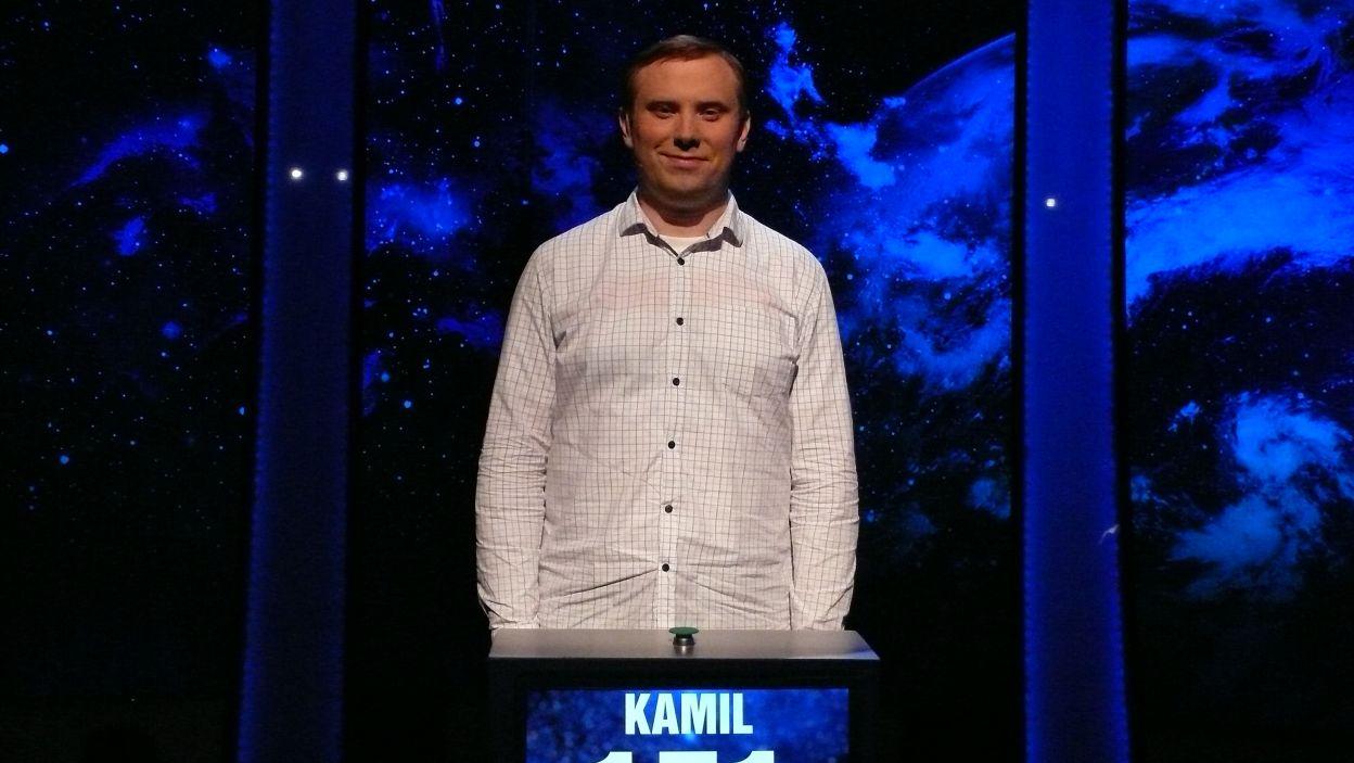Kamil Wojnar - zwycięzca 17 odcinka 100 edycji