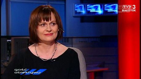 prof. Małgorzata Dajnowicz, 19.04.2018