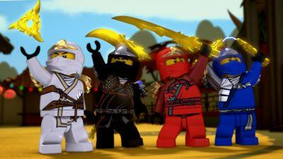 Ninjago: Mistrzowie Spinjitzu – odc. 23