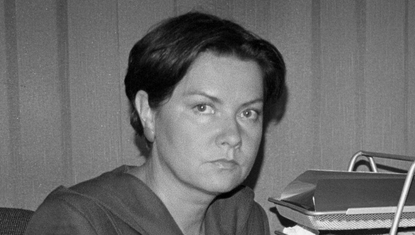 Agnieszka Kotulanka (fot. arch. PAP/Archiwum)