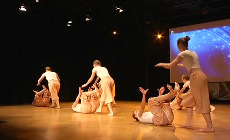 Dziesiątki choreografii i tysiące godzin spędzonych na treningach.