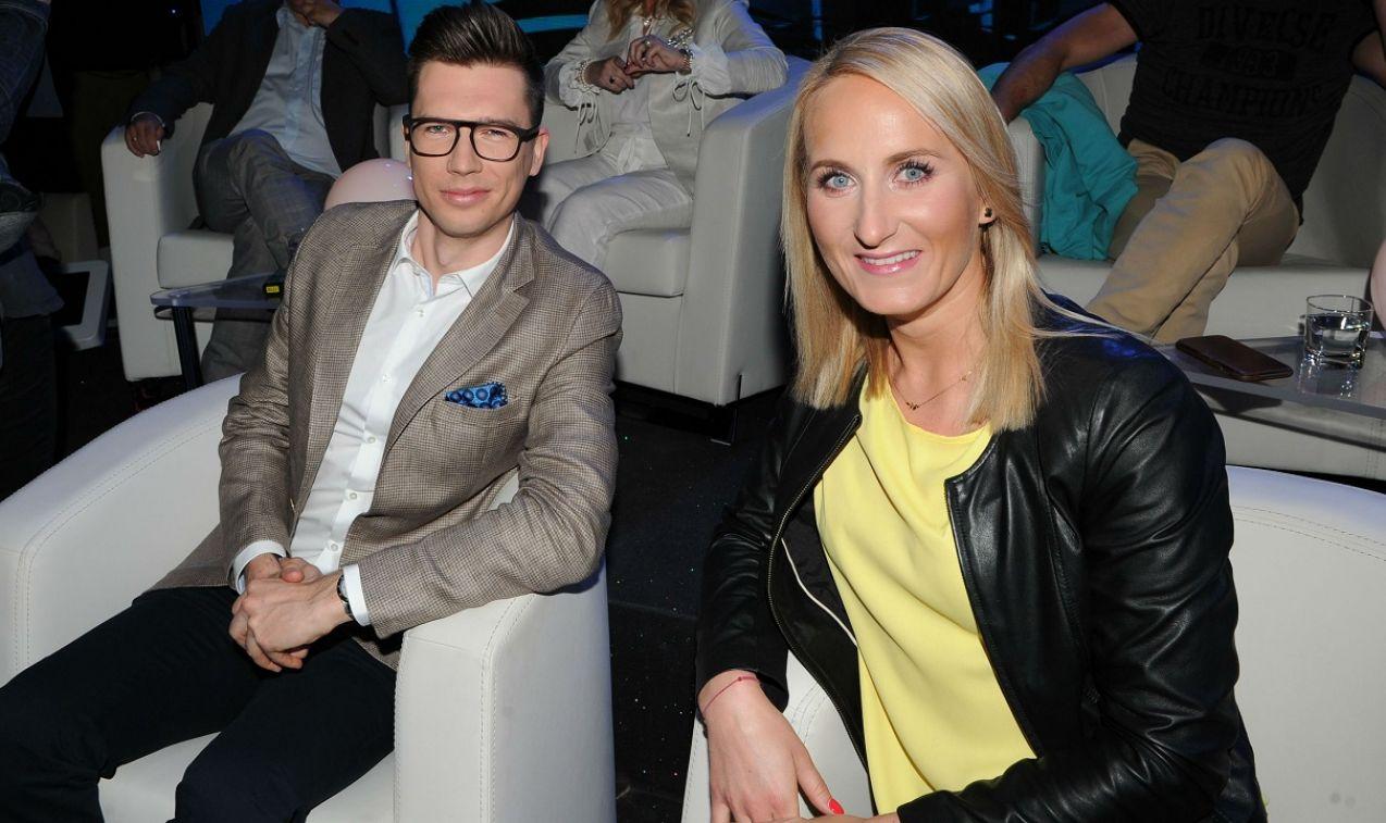 Podobnie Marcin Rams i Natalia Madaj, którzy okazali się twardymi zawodnikami (fot. Natasza Młudzik)