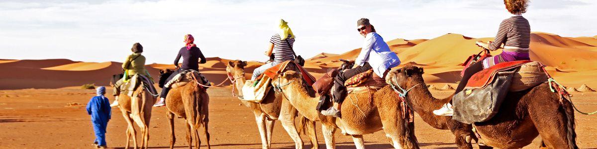 Stylowa Sahara