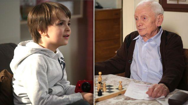 Wideo: Podarunek od dziadka...