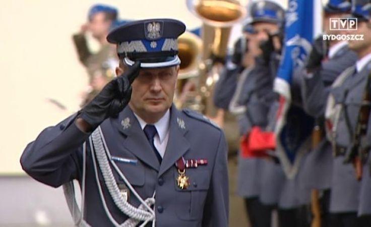 Ordery i awanse kujawsko-pomorskich policjantów