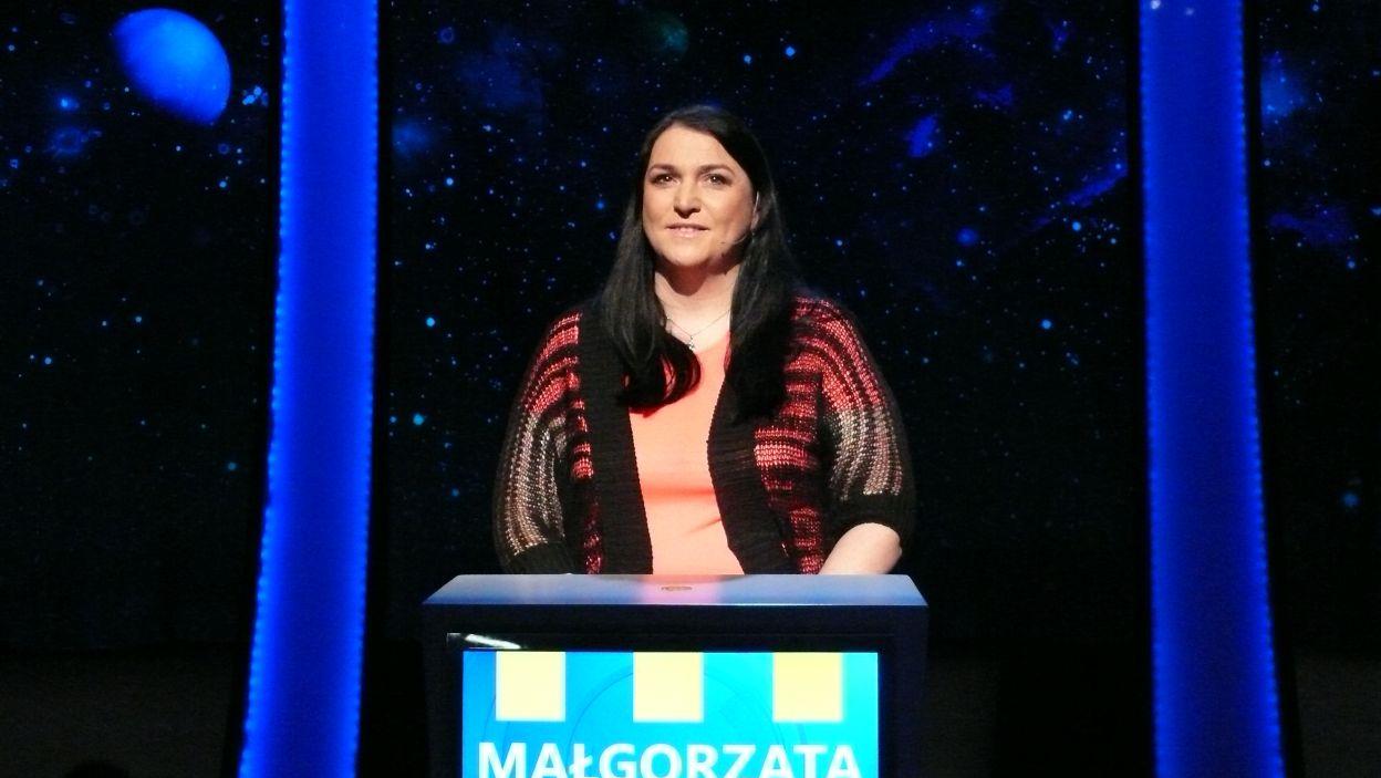 Pani Małgorzata wylosowała stanowisko nr 2 w 5 odcinku 113 edycji