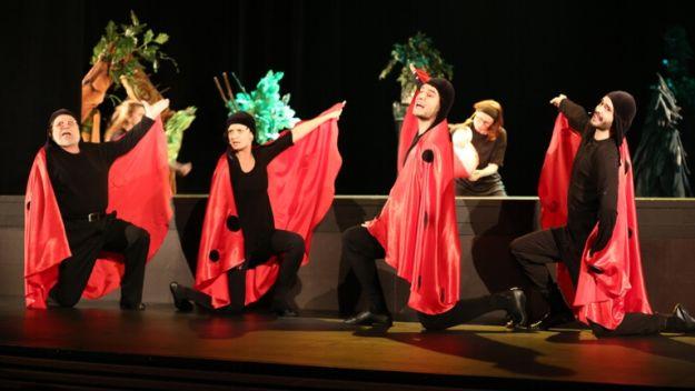 fot. Teatr Lalek Arlekin w Łodzi