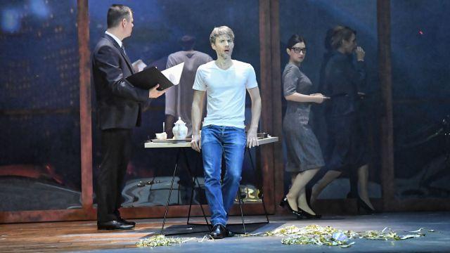 Józef K. na operowej scenie