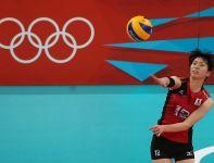 Risa Shinnabe zapisała na swoim koncie 11 oczek (fot. Getty Images)