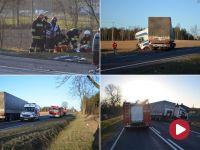 Tragiczny wypadek busa na Mazowszu. Nie żyje pięć osób