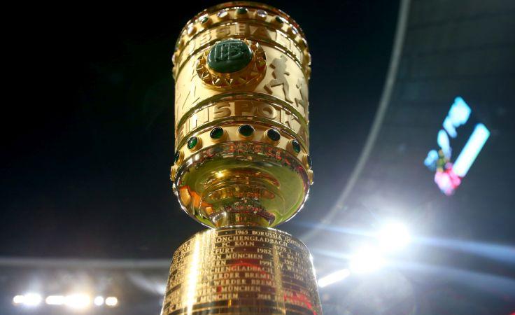 Trofeum Pucharu Niemiec (fot. Getty Images)