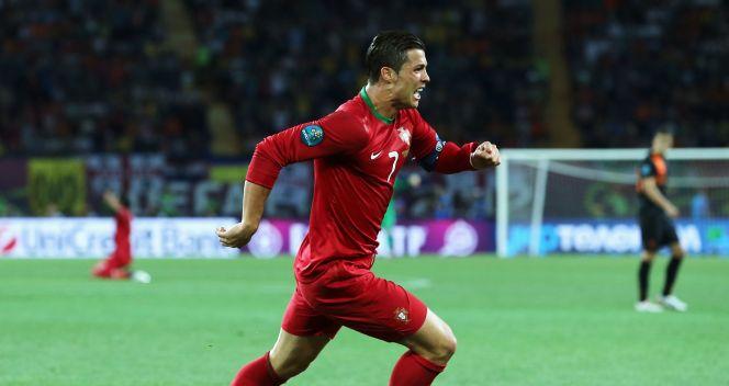 Cristiano Ronaldo strzelił w niedzielny wieczór dwa gole (fot. Getty)