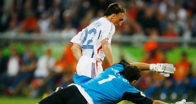 Ribery przebojem wdarł się do kadry na mundial w Niemczech, gdzie strzelił gola Hiszpanii (fot. Getty Images)