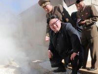 """Tajemnicza broń Korei Północnej. Kim Dzong Un """"nie ukrywa radości"""""""