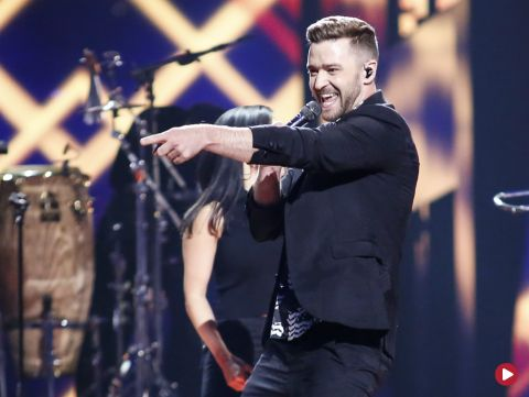 """Justin Timberlake – """"Can't Stop the Feeling!"""""""