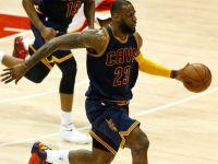 Król zdobył Atlantę. Cavs dwa kroki od finału NBA