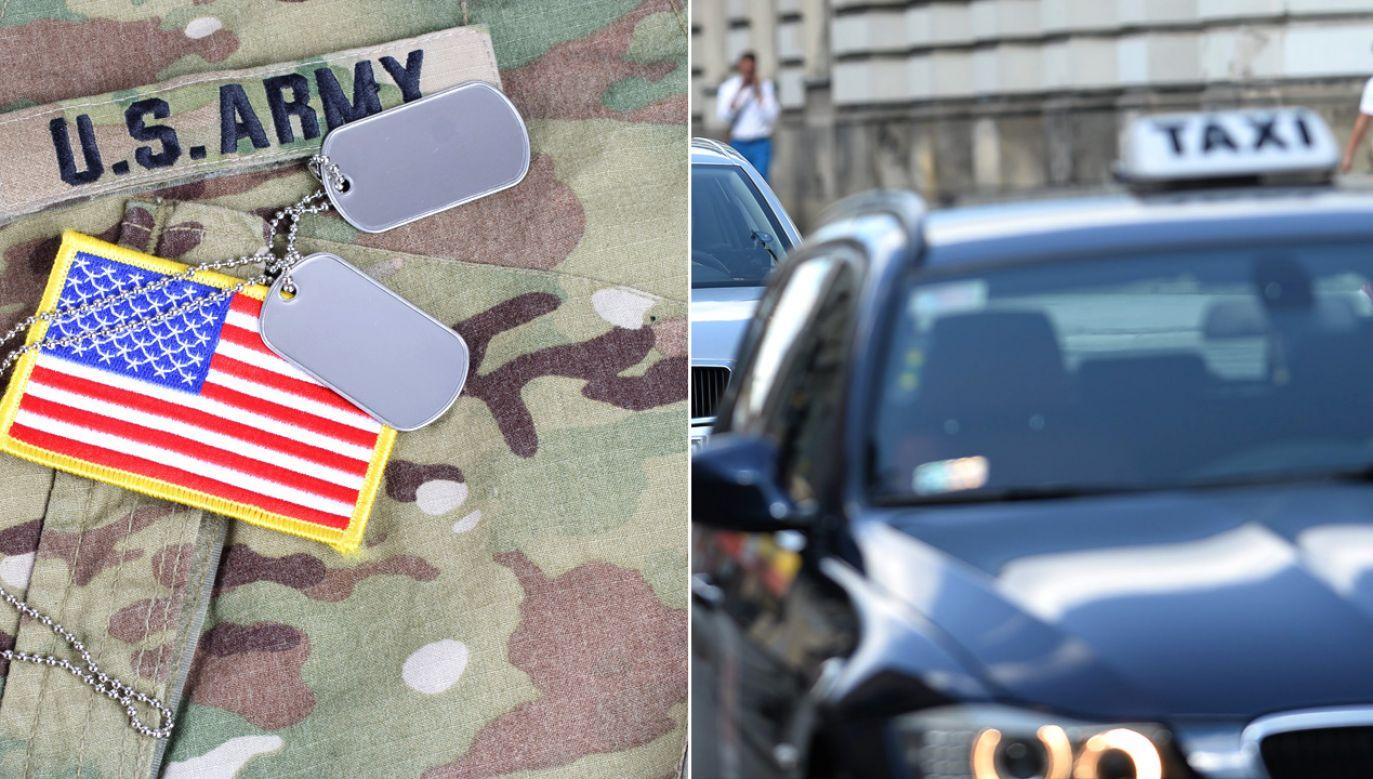 Żołnierze w cywilu jechali taksówką, w którą uderzył inny samochód (fot. arch. Shutterstock/Militarist/PAP/Marcin Obara)