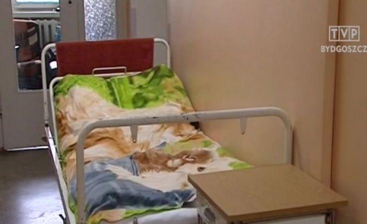15-latka leży w tej chwili w szpitalu