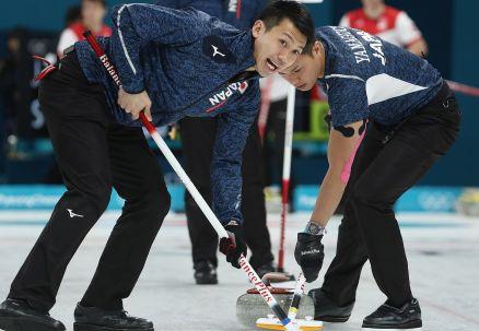 Curling: cenne wygrane Japonii i Szwajcarii