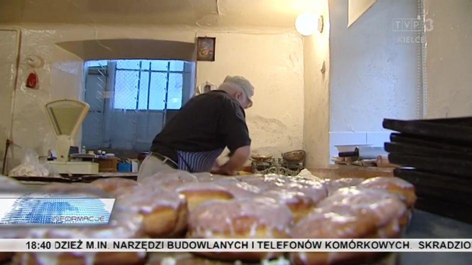 Zygmunt Pańszczyk, piekarz i cukiernik, laureat nagrody Miasta Kielce