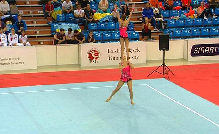 28. Mistrzostwa Europy Seniorów i Juniorów w Akrobatyce