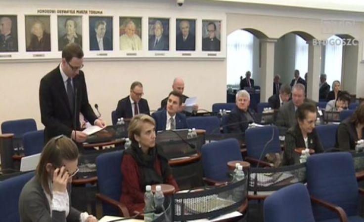Radni mają za sobą pierwszą roboczą sesję