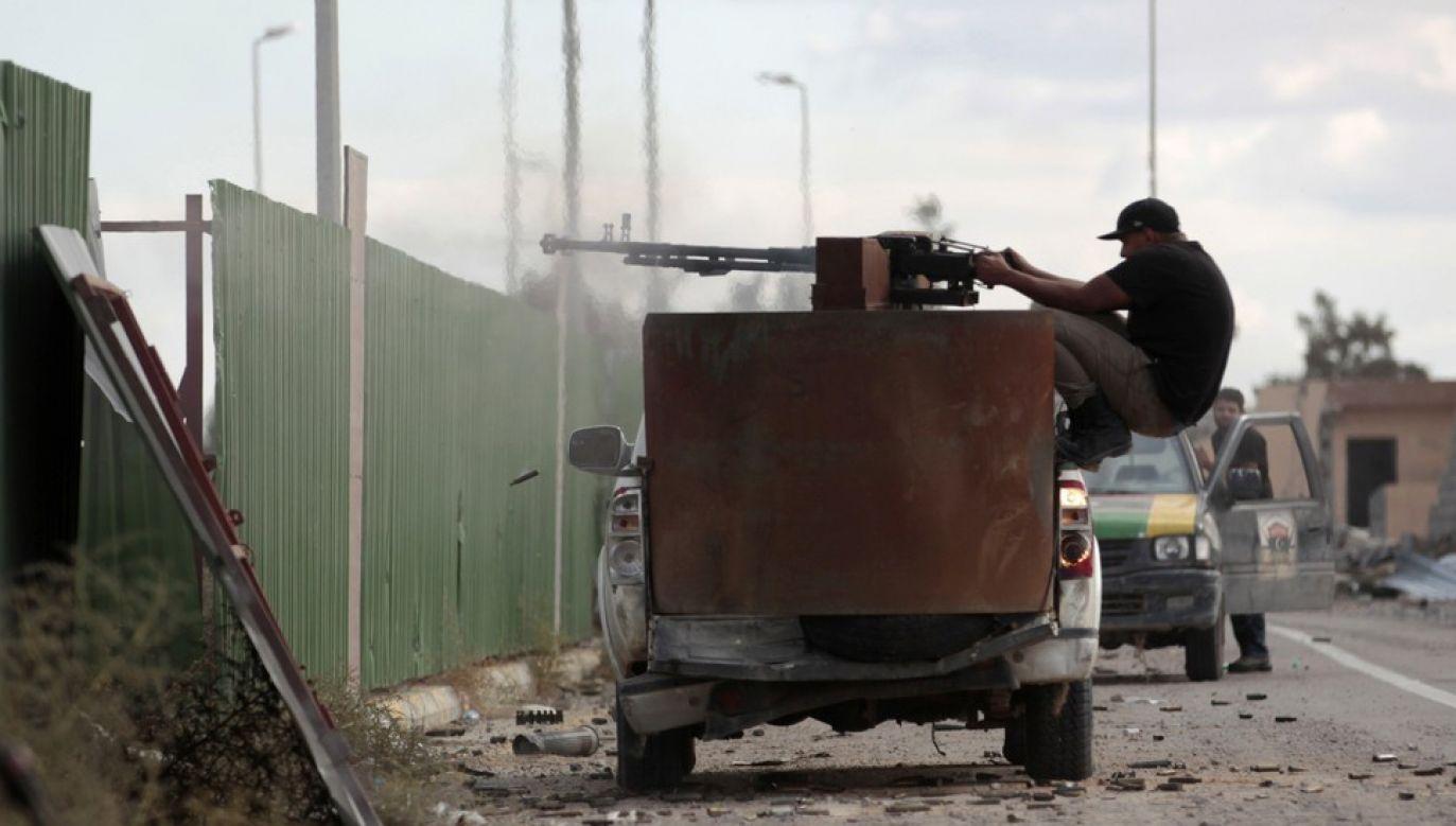 Po upadku Kadafiego jest coraz więcej porwań (fot. flickr.com/vittoare)