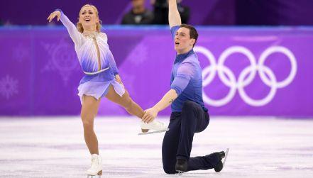Rekord świata Sawczenko i Massot w programie dowolnym