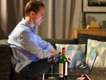 Nocna rozmowa z Mateuszem – synem czy... (fot. Mateusz Wiecha/TVP)