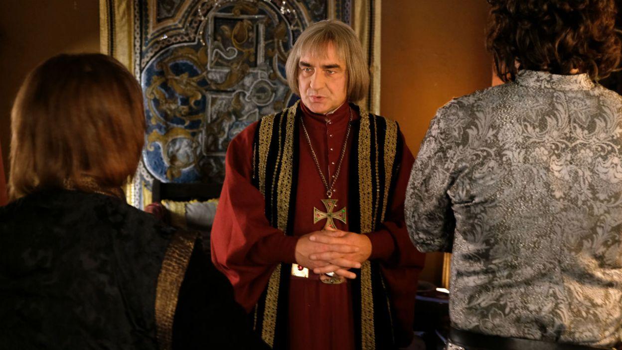 – Król Władysław liczył się z moim zdaniem – wspominał Grot, aby zyskać przychylność młodego króla. Często nieskutecznie (fot. TVP)