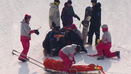 Pjongczang: makabryczny wypadek Mansa Hedberga