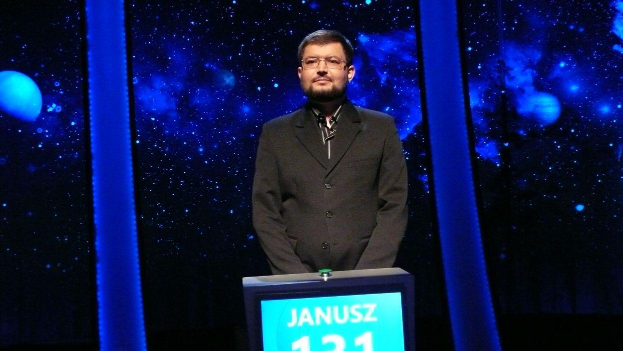 Janusz Mermer - zwycięzca 7 odcinka 102 edycji