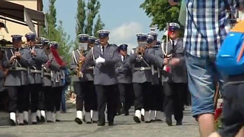 Wojewódzkie obchody Święta Policji