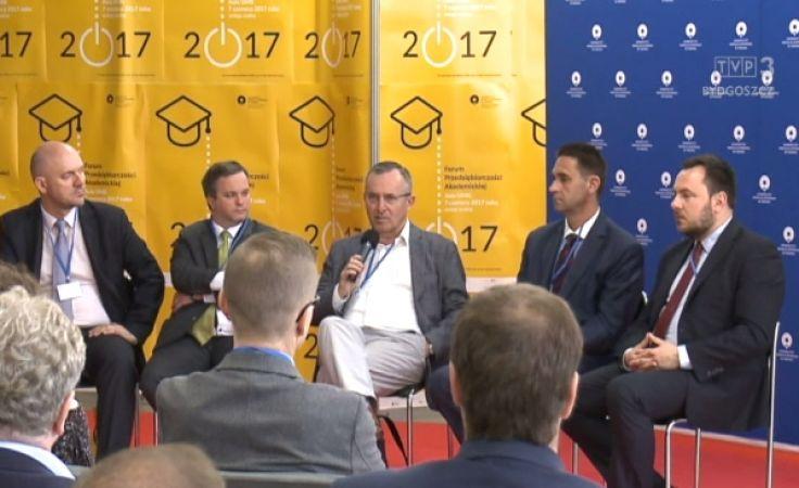 Forum Przedsiębiorczości w Toruniu