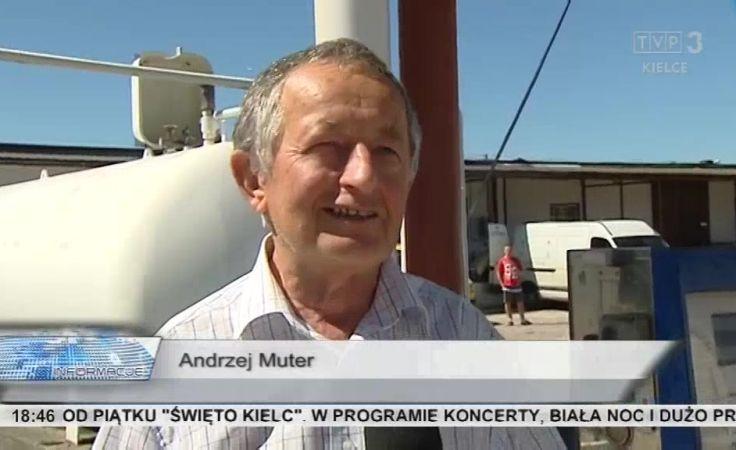 Pan Andrzej Muter...