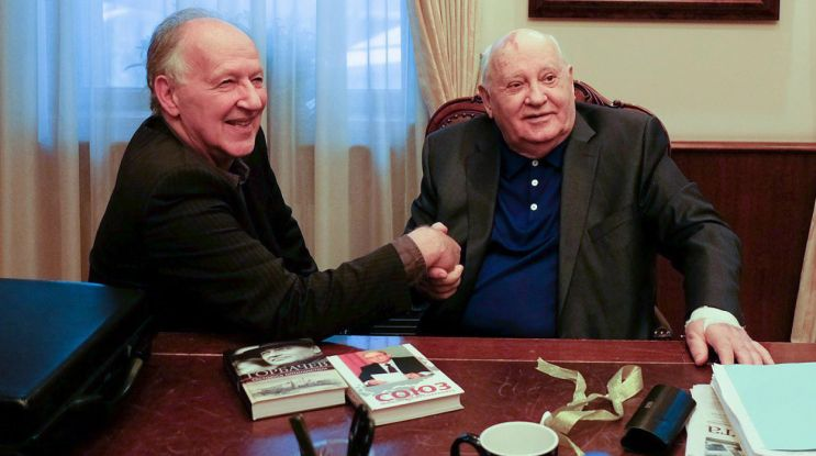 Docs Against Gravity: Herzog spotyka Gorbaczowa