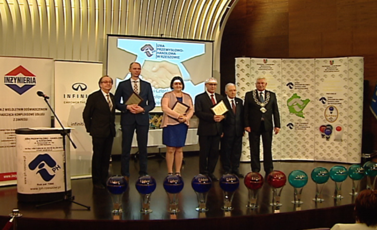 Gala Wiarygodnych Firm Województwa Podkarpackiego