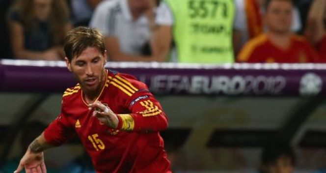 Sergio Ramos i Nani (fot. Getty Images)
