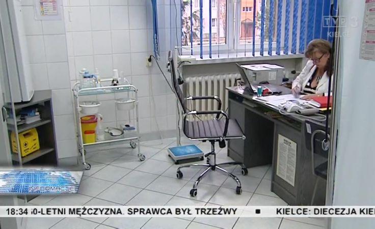 Szkoły odtwarzają gabinety lekarskie